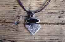 Rohan – srebrny wisior