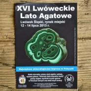 XVI Lwóweckie Lato Agatowe