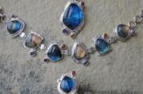 Menelmacar – ekskluzywny komplet biżuterii