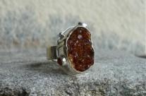 Klejnoty Morii – ekstrawagancki pierścień z cytrynem
